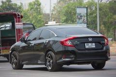 Private car, Honda Civic. Royalty Free Stock Image