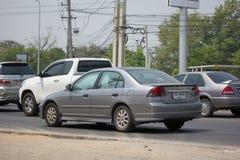Private car, Honda Civic. Royalty Free Stock Images