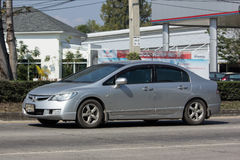 Private car, Honda Civic. Stock Image