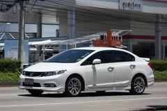 Private  Car Honda Civic  Ninth generation Royalty Free Stock Photo