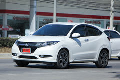 Private car, Honda HRV. Royalty Free Stock Photos