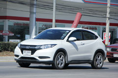Private car, Honda HRV. Royalty Free Stock Photography