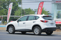 Private car, Mazda CX-5,cx5. Stock Photo
