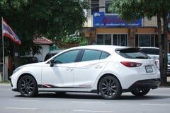 Private car, Mazda3. Stock Image