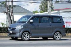 Private car, Mini Van of Suzuki APV Stock Photography