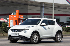 Private car, Nissan Juke Royalty Free Stock Images