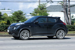 Private car, Nissan Juke. Royalty Free Stock Photography
