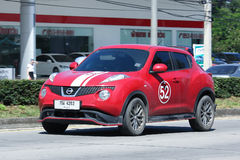 Private car, Nissan Juke. Stock Images