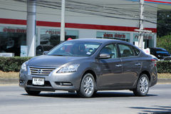 Private car, Nissan Sylphy. Royalty Free Stock Photography