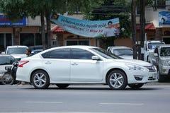 Private car, Nissan Teana Royalty Free Stock Photo