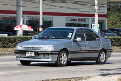 Private car, Peugeot 306. Stock Photography