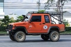 Private car, Suzuki Caribian. Stock Image