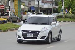 Private car,Suzuki Swift Stock Image