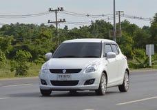Private car,Suzuki Swift Stock Photo