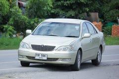 Private car, Toyota Camry. Stock Photos