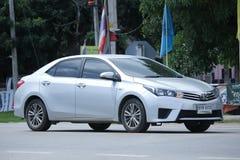 Private car, Toyota Corolla Altis Stock Photos