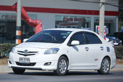Private car, Toyota Vios. Stock Image