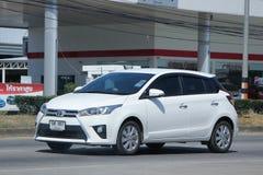 Private car toyota Yaris. Stock Image