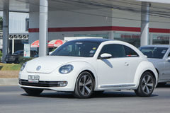 Private Car, Volkswagen beetle Stock Image