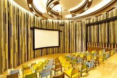 Private cinema Royalty Free Stock Images