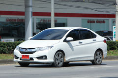 Private City Car, Honda City Royalty Free Stock Photos