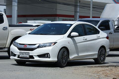 Private city car, Honda city. Stock Photography