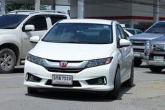 Private city car, Honda city. Stock Photo