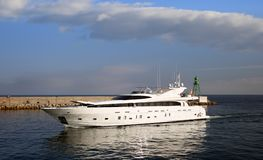 Private cruise Stock Images