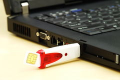 Private Data Protection Stock Photography