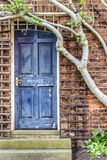 Private Door Royalty Free Stock Photography