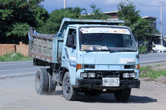 Free Private Dump  Truck. Stock Images - 48470634