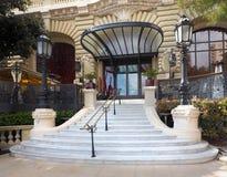 Private Entrance to Monte Carlo Casino Stock Photos