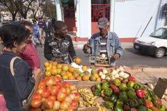Private entrepreneur in Havana Stock Photography