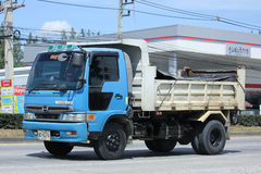 Private Hino Dump Truck. Stock Images