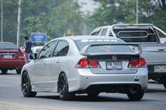 Private Honda Civic. Stock Image