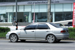 Private Honda Civic. Stock Photos
