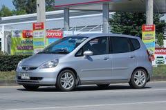 Private Honda Jazz Car Stock Images