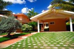 Private house, Dominican Republic Stock Photo