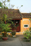 Private house - Hoi An - Vietnam Royalty Free Stock Photography