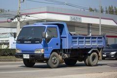 Private Isuzu Dump Truck Lizenzfreies Stockfoto