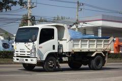 Private Isuzu Dump Truck Lizenzfreies Stockbild