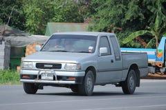 Private Isuzu Pick up car. Stock Image