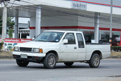 Private Isuzu Pick up car. Royalty Free Stock Photography