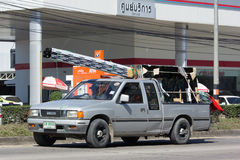 Private Isuzu Pick up Truck. Stock Images
