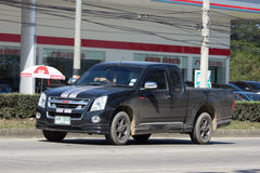Private Isuzu Pick up Truck. Stock Photography