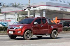 Private Isuzu V Cross 4X4 Pick up Truck Royalty Free Stock Photo