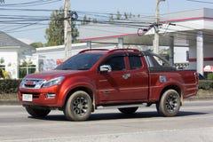 Private Isuzu V Cross 4X4 Pick up Truck Royalty Free Stock Photography