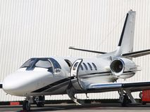Private jet 01 Stock Photos
