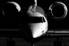 Free Private Jet Stock Photography - 18644152