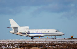 Private Jet Aircraft Royalty Free Stock Photo